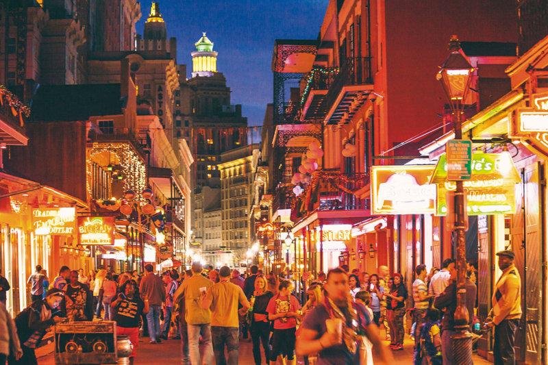 知ったらきっと行きたくなる!! ジャズ発祥の地「ニューオーリンズ」はグルメや観光と魅力がたっぷり