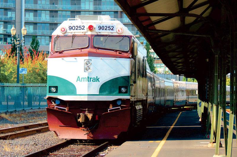 夢のアメリカ大陸横断!! 広大なアメリカを結ぶ列車「アムトラック」とは?