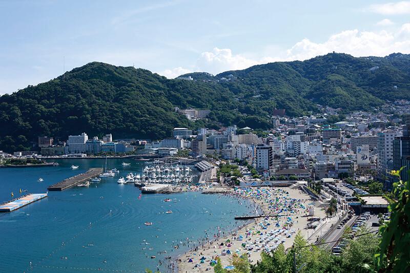 プチ旅行の定番、静岡県・熱海!! 温泉ついでにふらっと行きたい観光スポットはここ