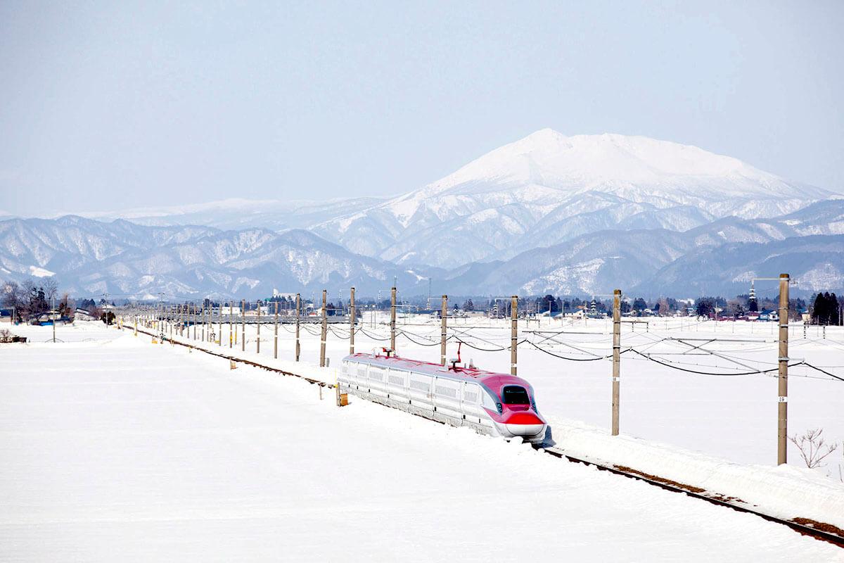 秋田新幹線(イメージ)