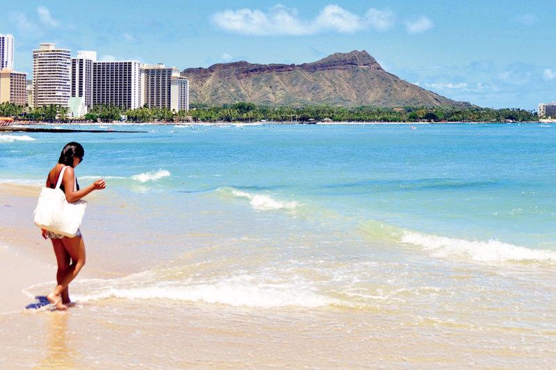 【ハワイ】ワイキキビーチだけじゃない!! 徒歩でも行ける素敵なビーチ3選