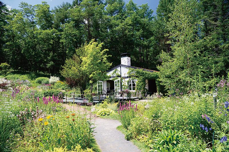美しい庭園を巡る旅に出よう!! 全長250kmに及ぶ「北海道ガーデン街道」