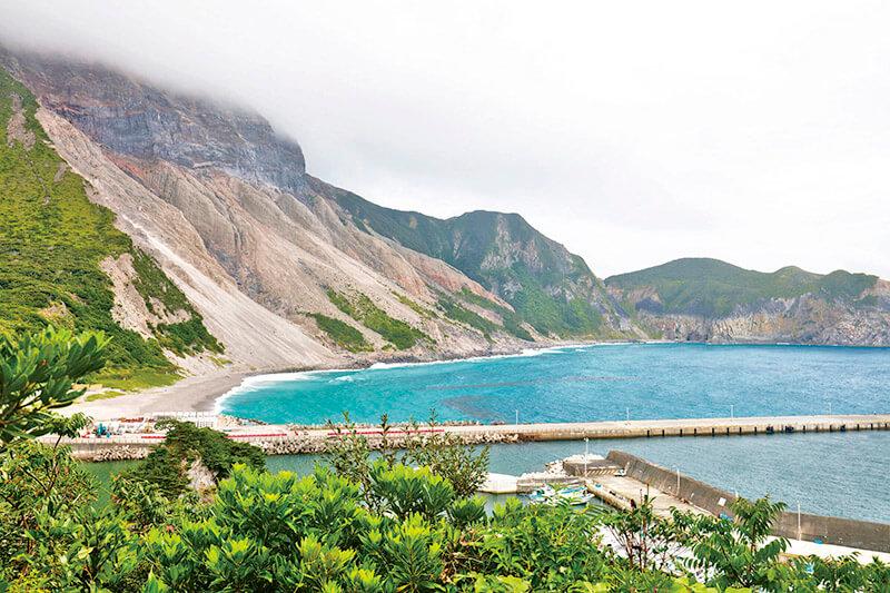 神津島 多幸湾