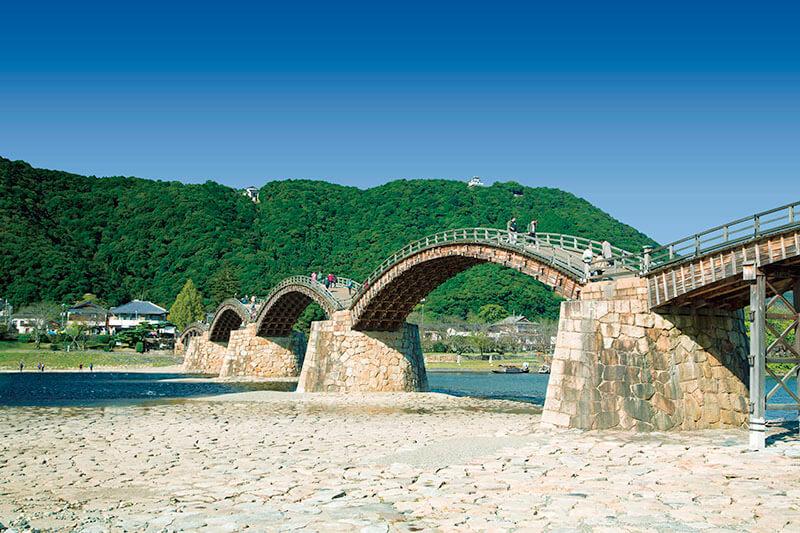山口県岩国・錦帯橋を見たいならぜひ一緒に! 周辺のおすすめスポット紹介!