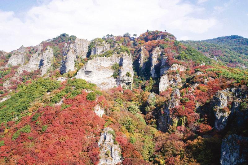 香川県小豆島「寒霞渓」の渓谷美を堪能!! 登山にロープウェイに幸せ祈願も!