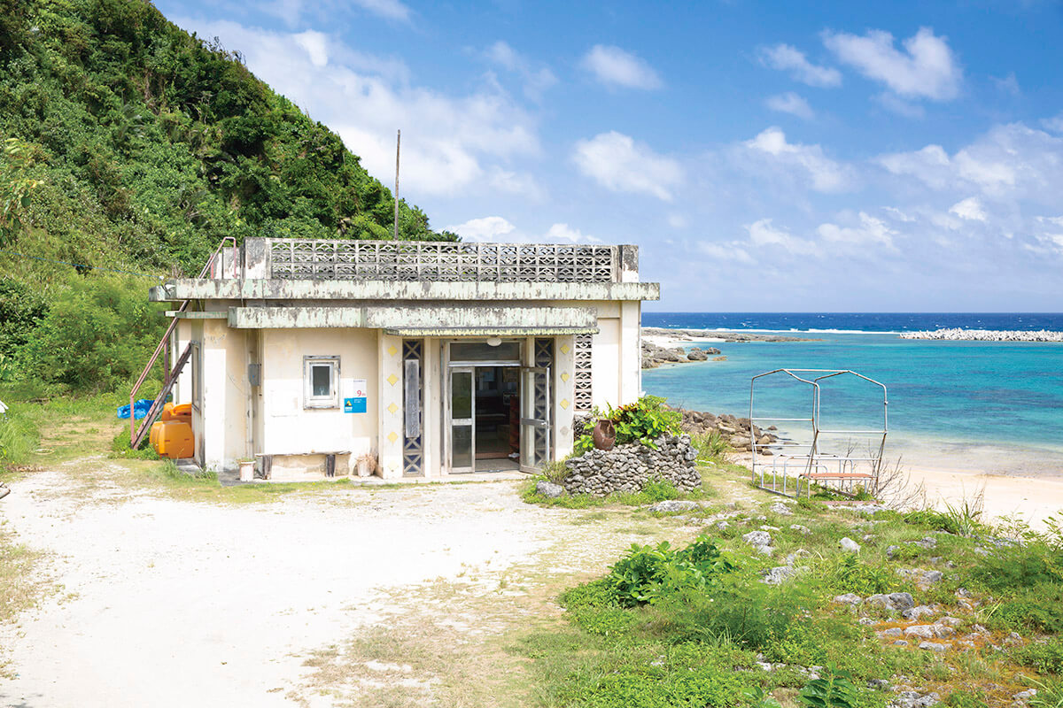 与那国島 Dr.コトー診療所
