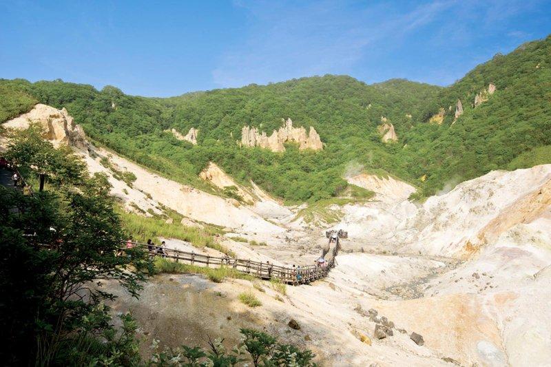 """""""温泉のデパート""""と呼ばれる豊かな温泉郷。北海道・登別温泉を楽しもう!"""