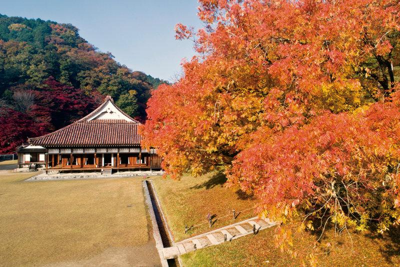 岡山県備前市の日本遺産「旧閑谷学校」重要文化財の建築物や自然の魅力にふれてみよう。