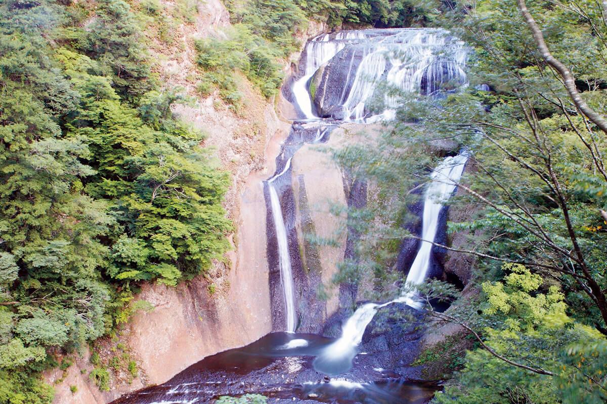 袋田の滝 第二観瀑台