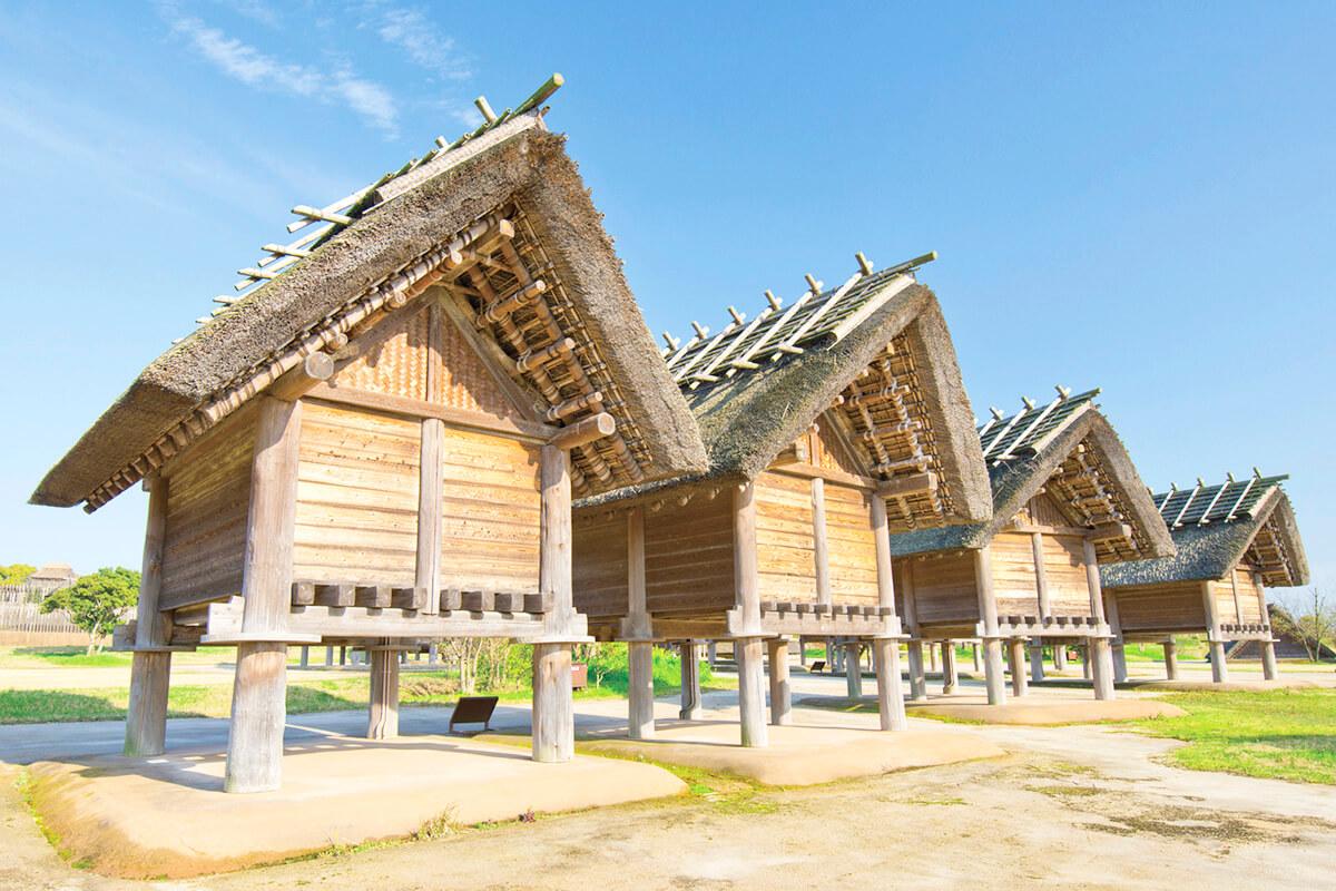 吉野ヶ里歴史公園 高床倉庫