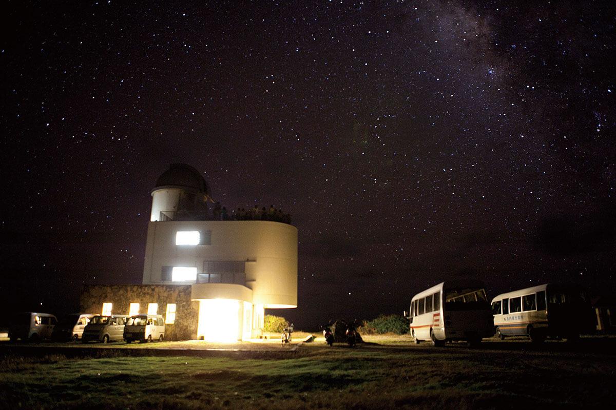 波照間島 星空観測タワー