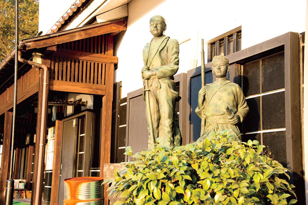 会津若松市 飯盛山 白虎隊記念館