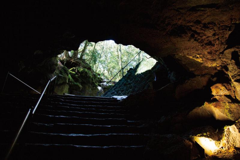 真夏にこそ訪れたい!! 山梨県・富士山麓の天然記念物「富岳風穴」と「鳴沢氷穴」で涼しもう