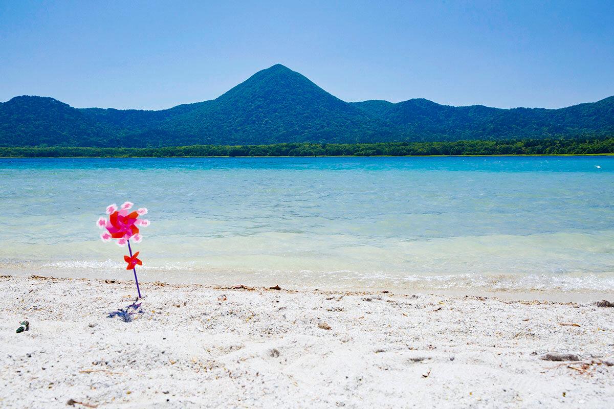恐山 宇曽利湖