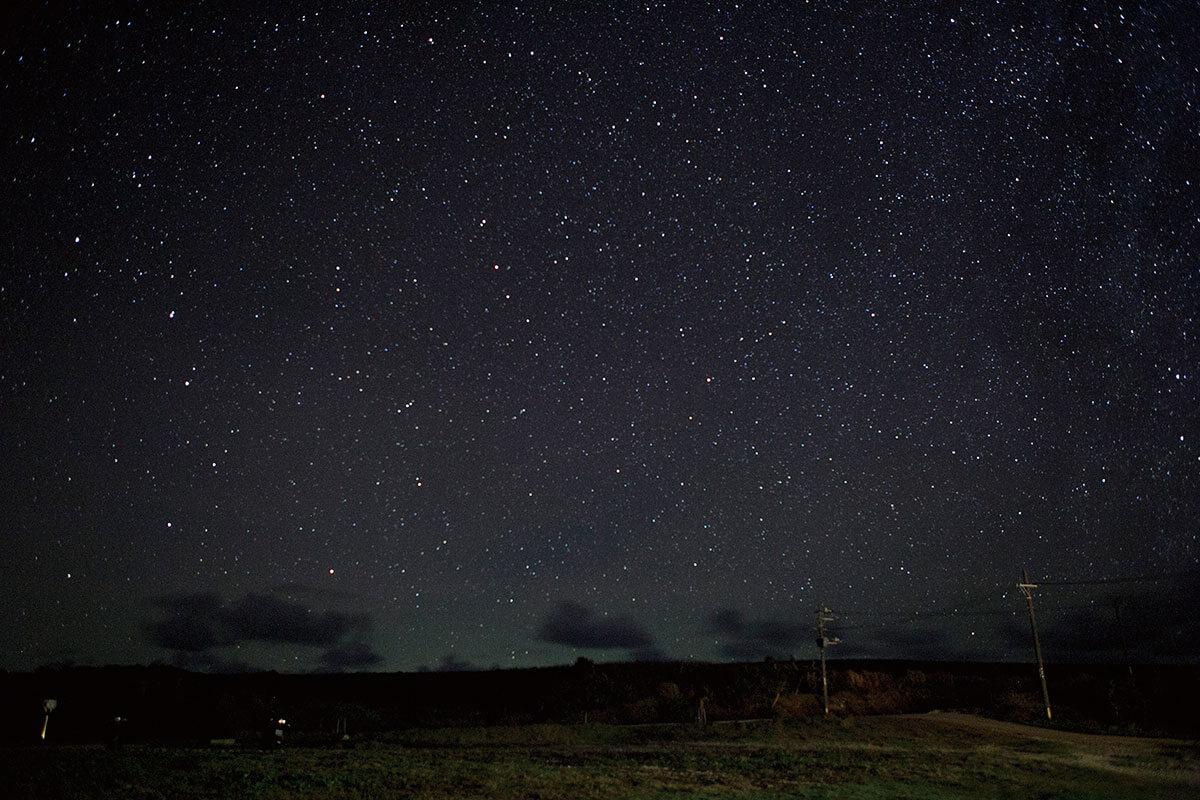 波照間島 星空観測タワーの周辺