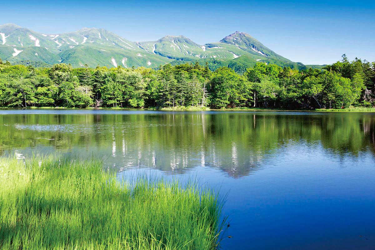 知床五湖・三湖