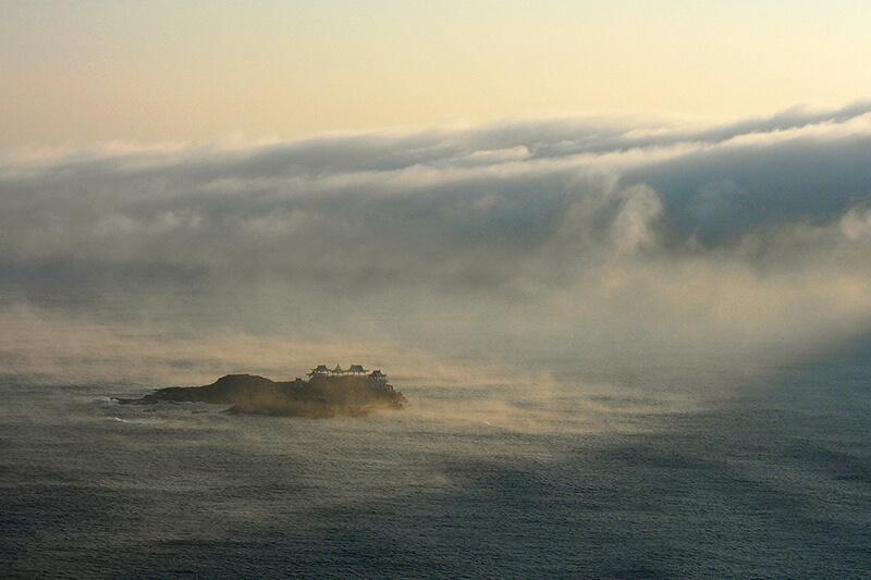 後が島(のちがしま) 竜宮城