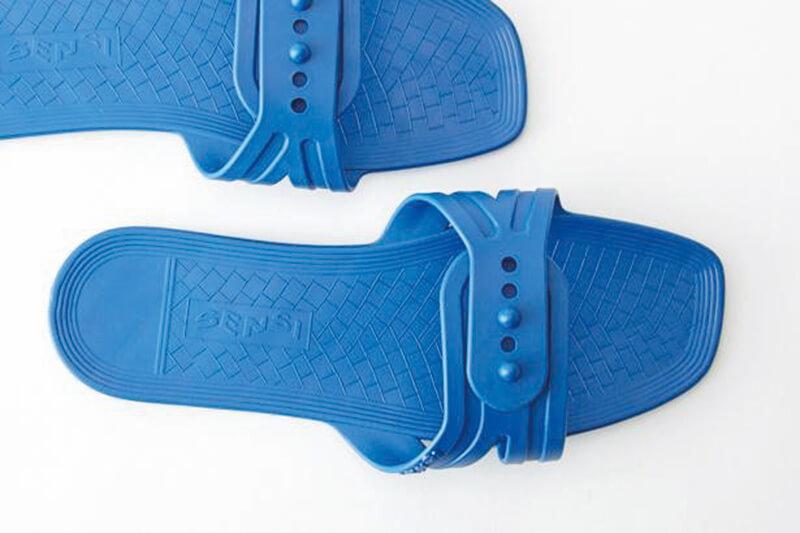 トリップサンダル「PRONTO」ブルー