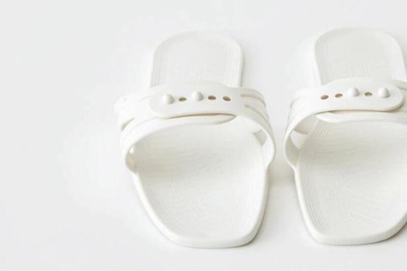 トリップサンダル「PRONTO」ホワイト