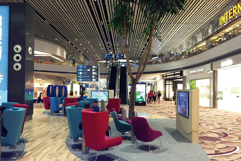 チャンギ空港 ターミナル4