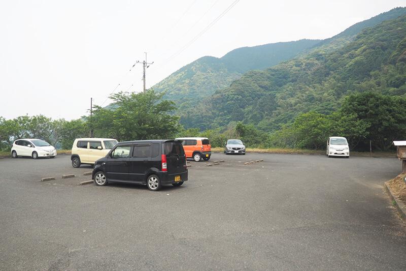 加茂ゆらりんこ橋駐車場 photo by マッキー
