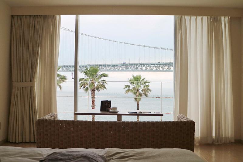明石海峡大橋が目の前!兵庫県舞子の観光スポットと4つ星ホテルで女ひとり旅