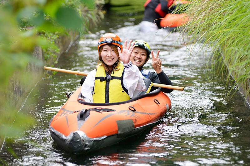 井手+アドベンチャー? 熊本にある「イデベンチャー」で大自然を満喫しよう!
