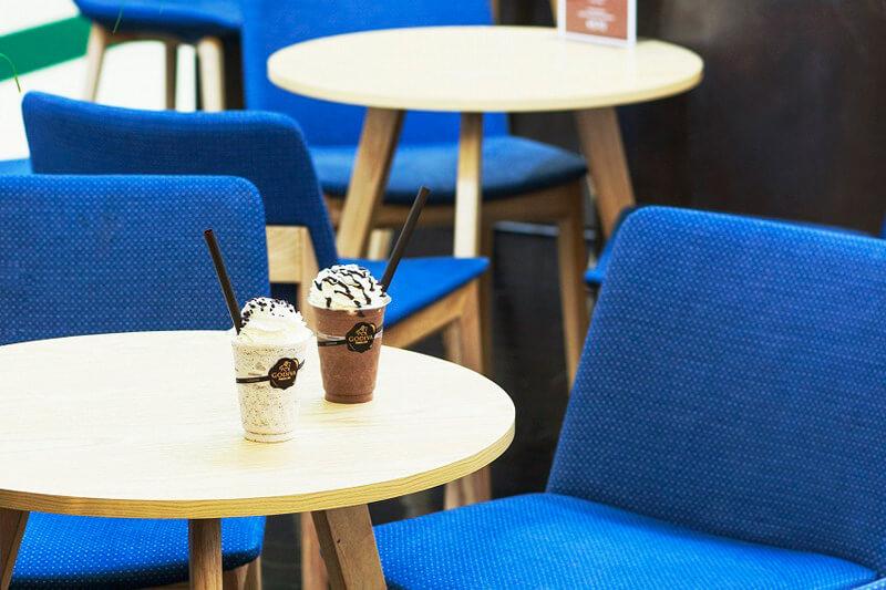 Tギャラリア沖縄・カフェ ©DFSグループ