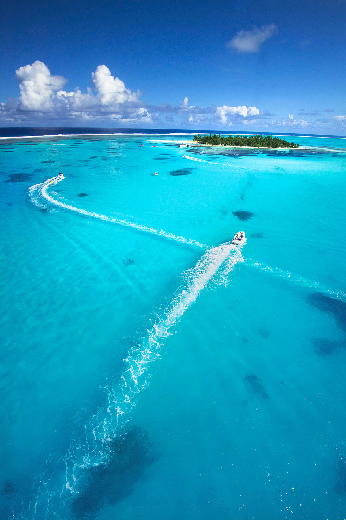 マリアナ、30の宝もの。マニャガハ島