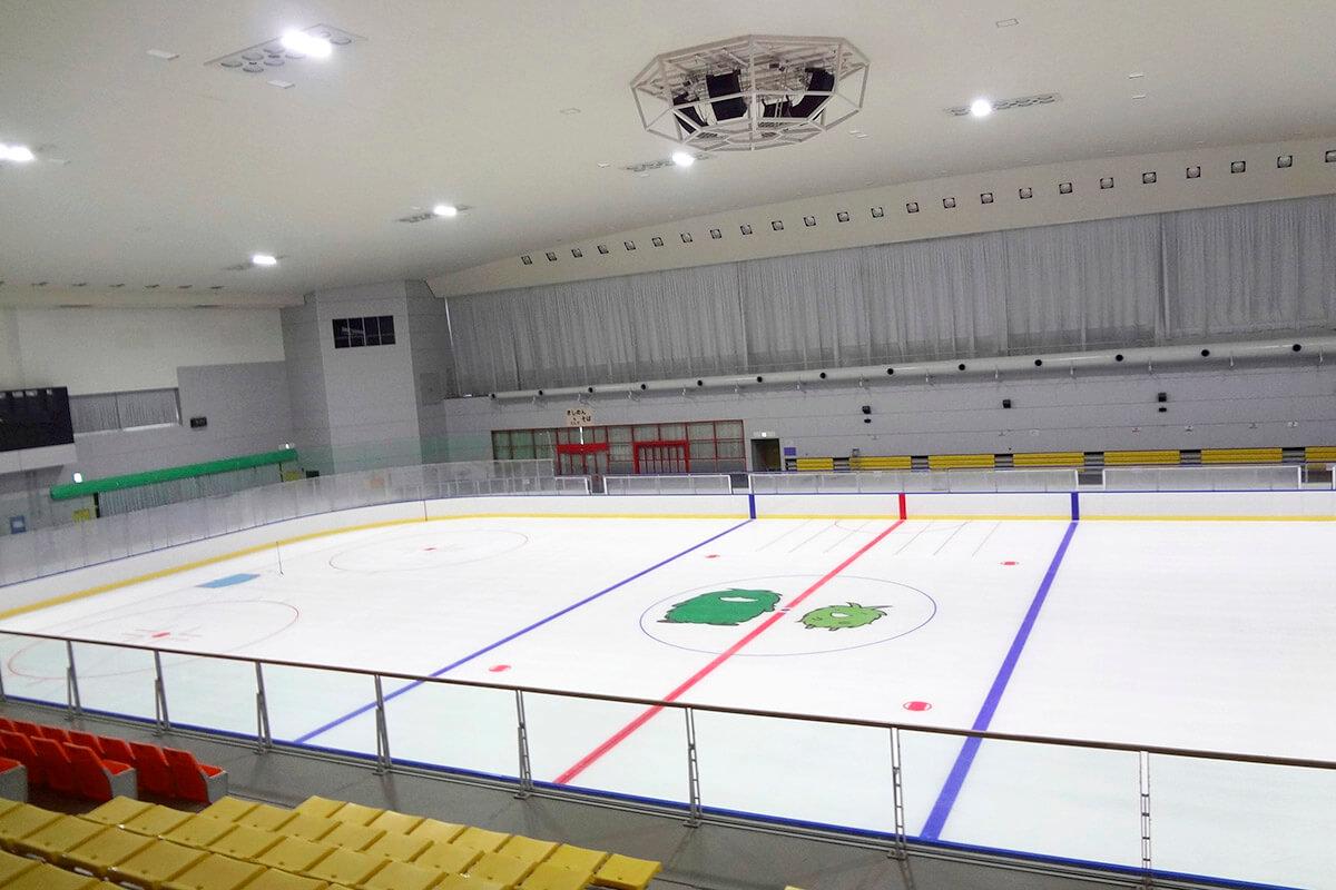 愛・地球博記念公園 モリコロパーク スケート場