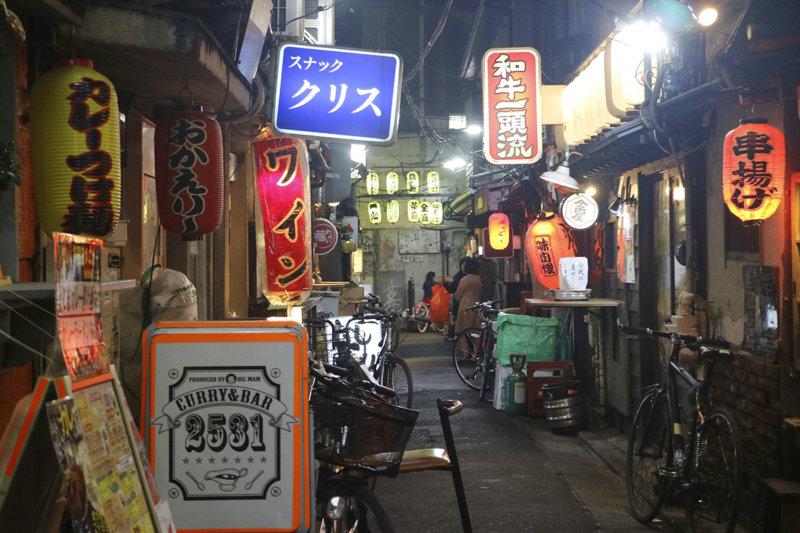 東京・三軒茶屋でちょっと大人な街歩き。古着屋の散策や、飲み屋街に夜景も楽しもう!