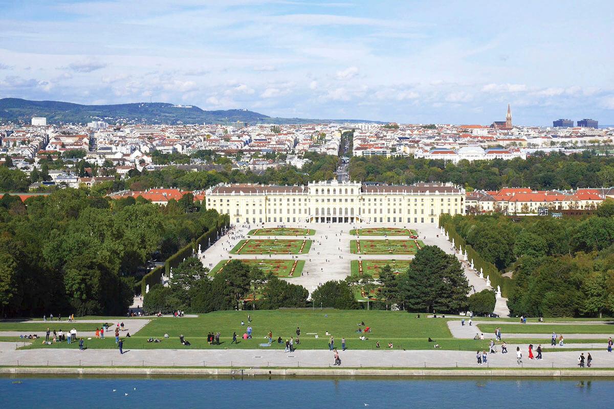 ウィーン シェーンブルン宮殿