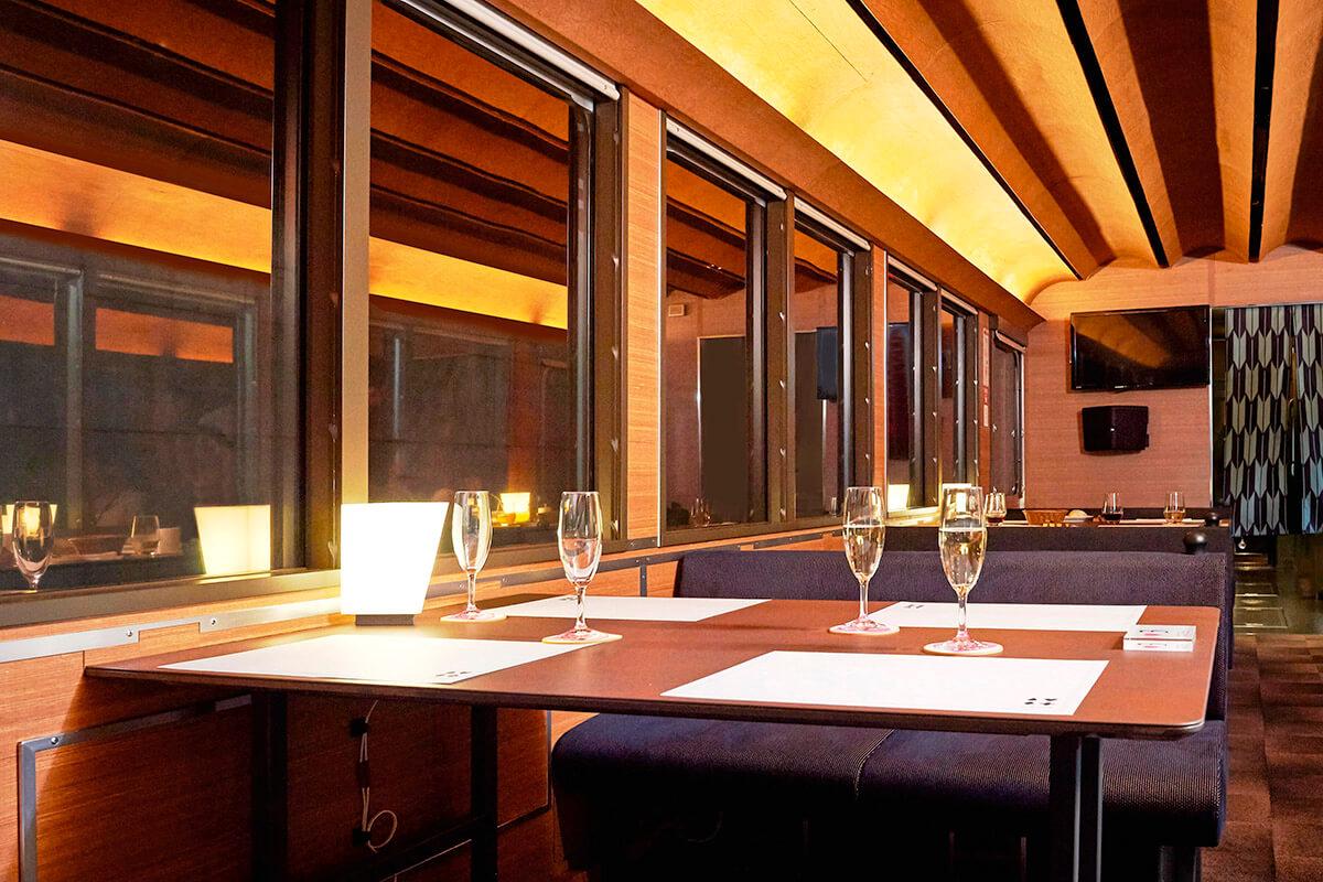 西武 旅するレストラン「52席の至福」 ディナー(イメージ)