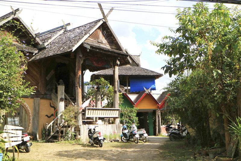 タイ北部の小さな町パーイはまるで山奥にひそむ桃源郷!! 心ゆくまでのんびりしよう!
