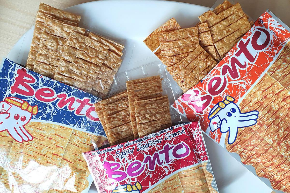 Bento タイの人もお気に入りのお菓子