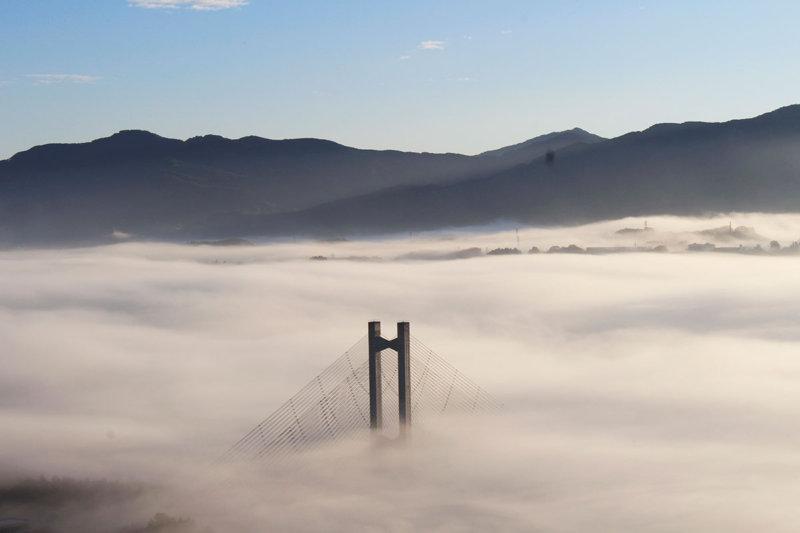 都内からすぐ見に行ける絶景!! 埼玉県「秩父雲海」が息をのむほどの美しさ