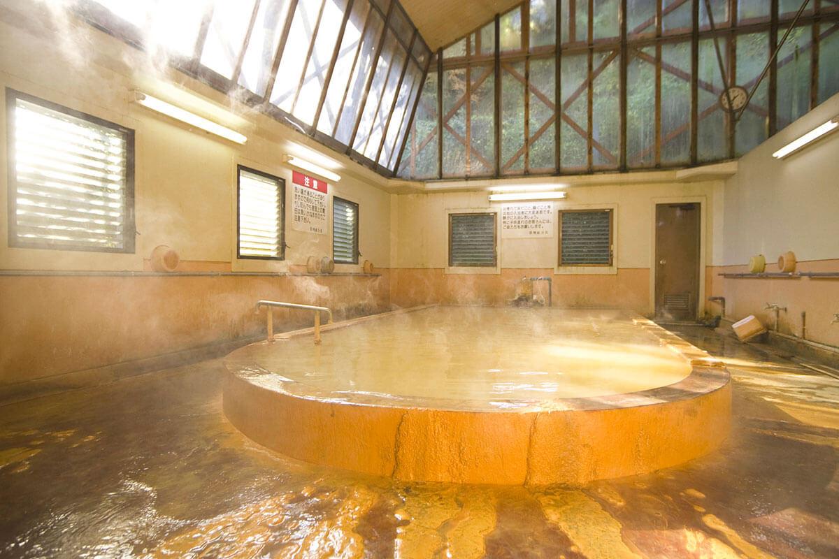 筌の口温泉共同浴場