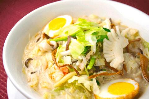 熊本の郷土料理の1つ「太平燕(タイピーエン)」