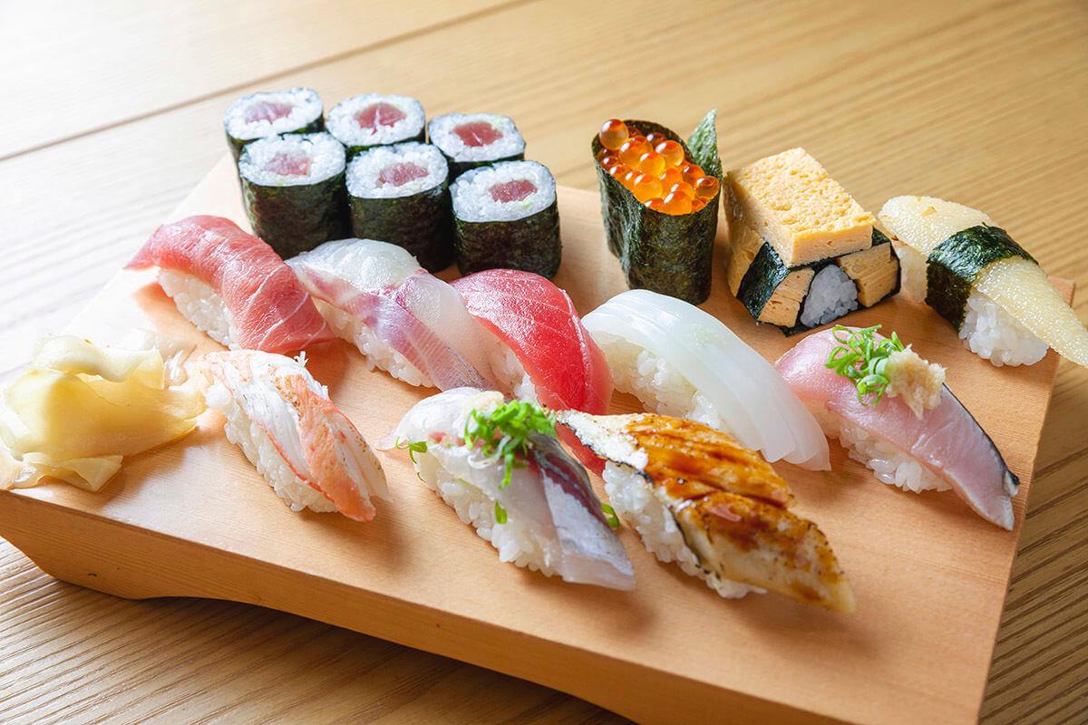 にぎり寿司(五島うま活)
