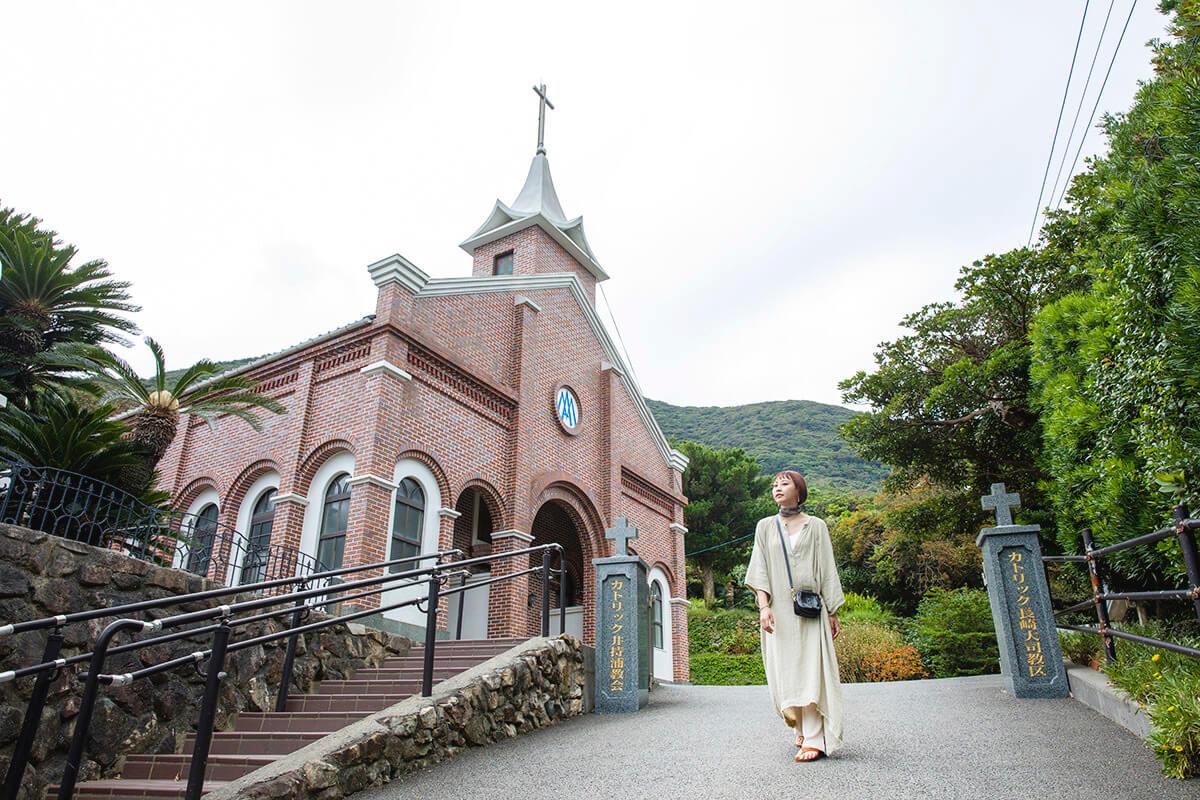 井持浦教会