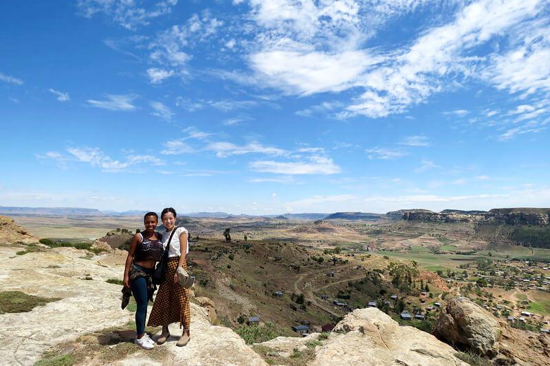 巨大な南アフリカに囲まれた王国、レソト王国、エスワティニ王国ってどんな国??不思議な文化が残る2つの国をご紹介します!