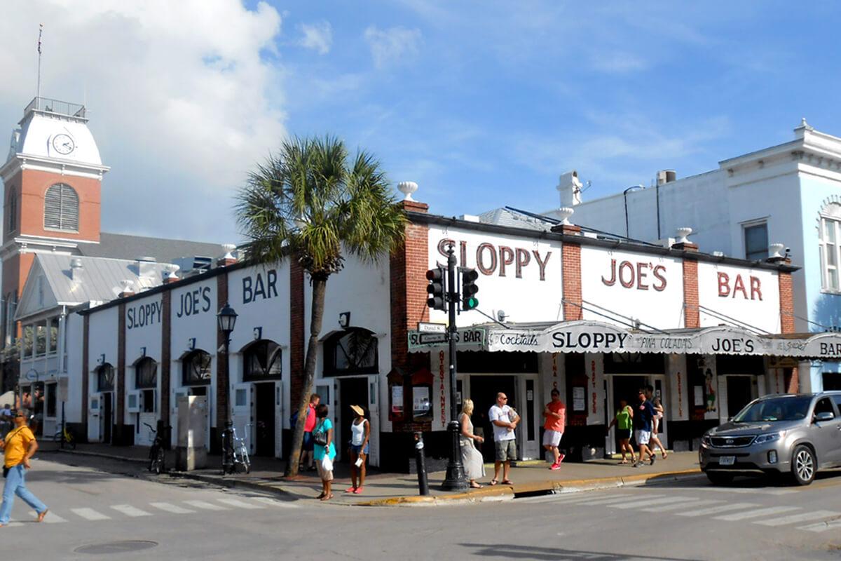 スロッピー・ジョーズ・バー(Sloppy Joe's Bar)