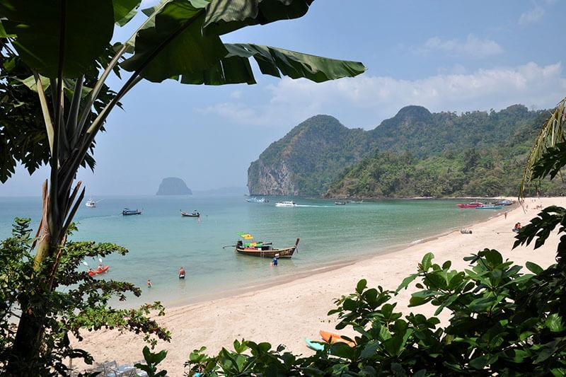 タイ・ムック島