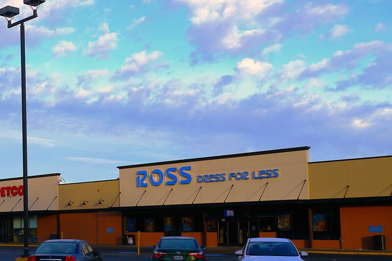 アメリカの人気アウトレットストア「ROSS DRESS FOR LESS(ロスドレスフォーレス)」に行ってみて!!