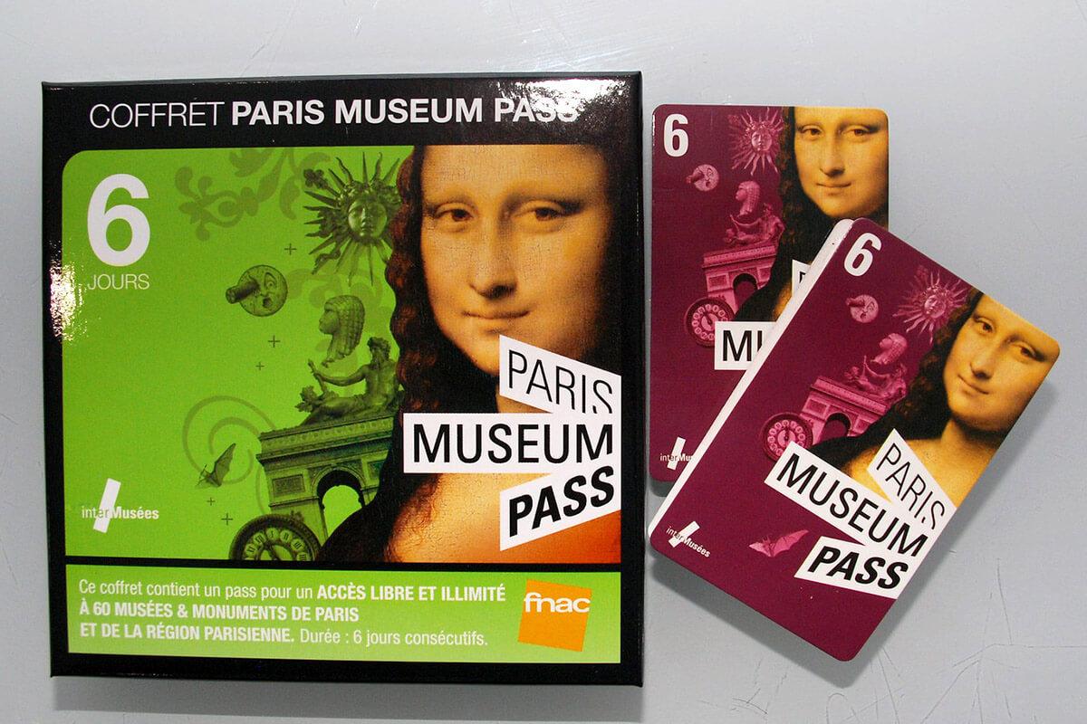 パリ・ミュージアムパス