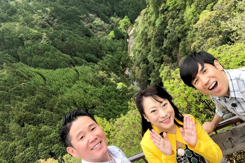 ガレッジセール、山村紅葉 ©関西テレビ
