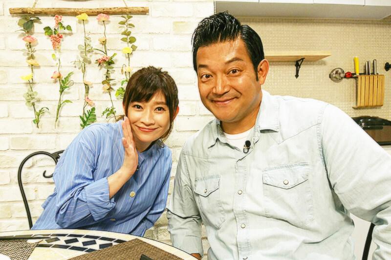 山口智充、篠原涼子 ©関西テレビ