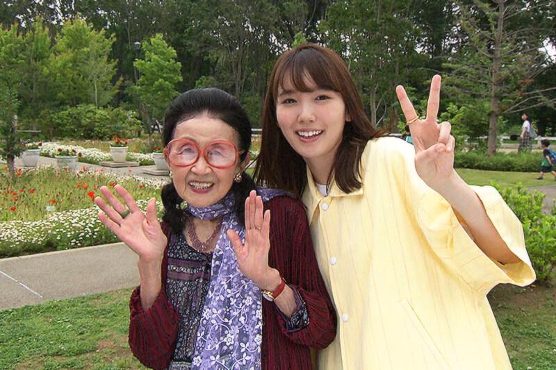 じぃばぁチューバー ©関西テレビ