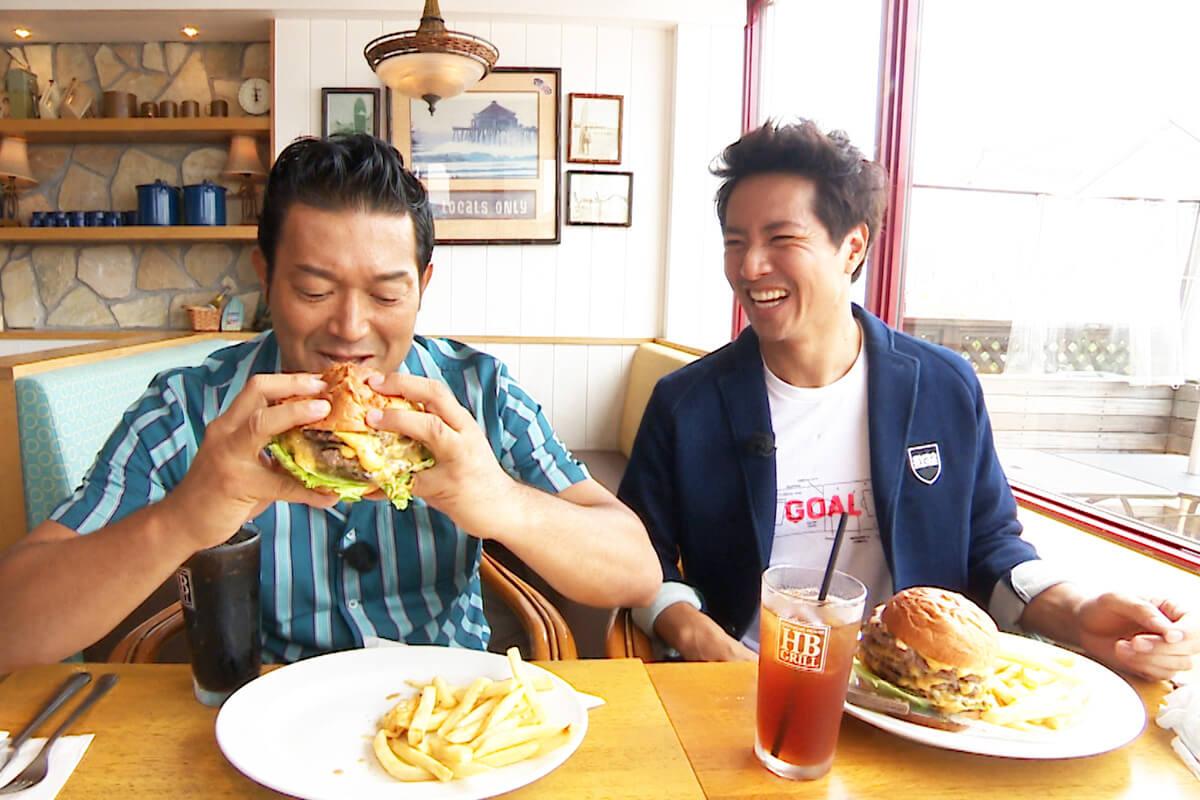 山口智充、ケイン・コスギ ©関西テレビ