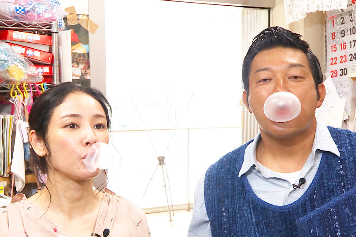 山口智充、吉田羊 ©関西テレビ